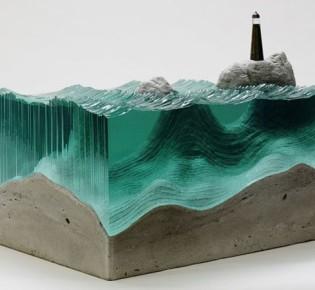 Как сделать имитацию воды из эпоксидной смолы, основные принципы