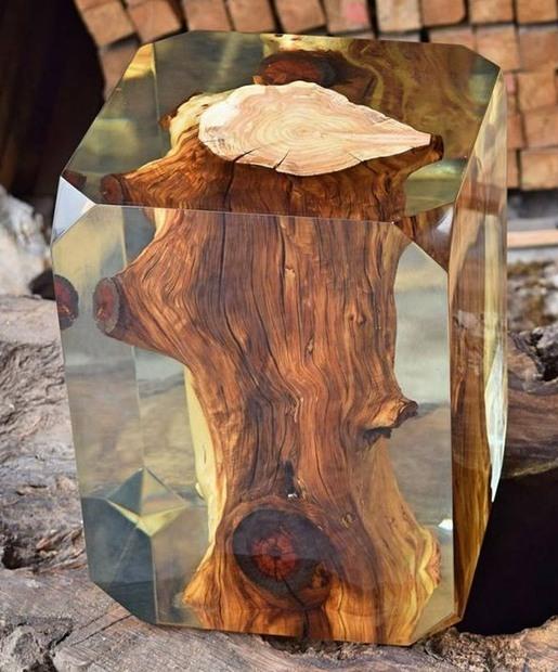 Консервация древесины