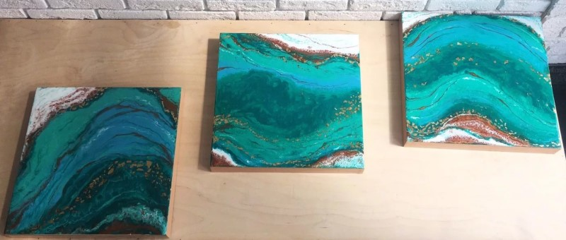 3 части одного полотна