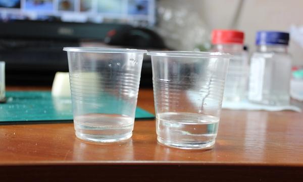 Одноразовые стаканчики