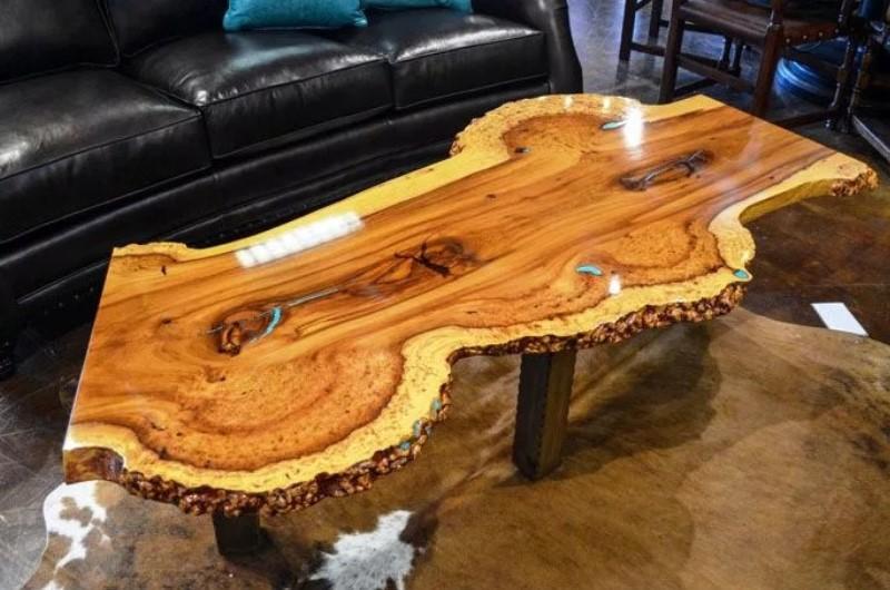 Столешницы из деревянного массива