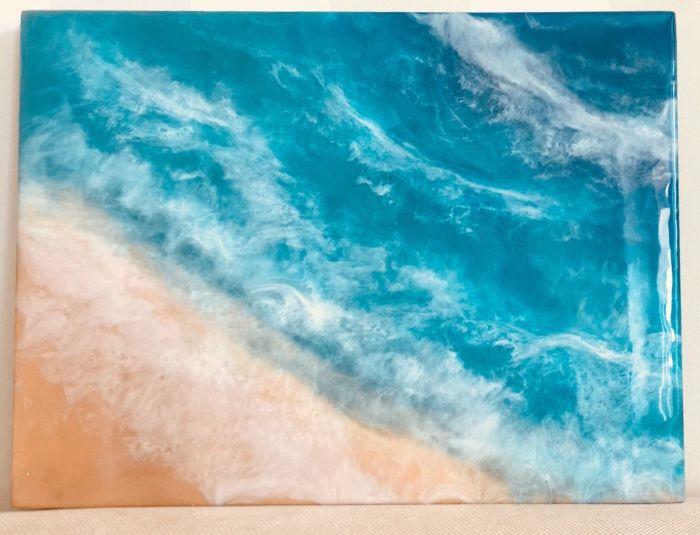 Ассоциации с морскими волнами