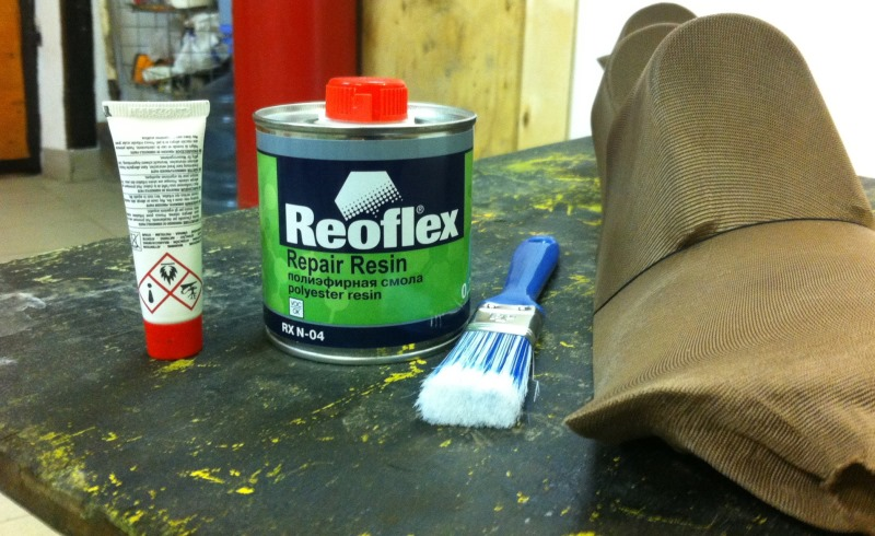 Reoflex Repair Resin