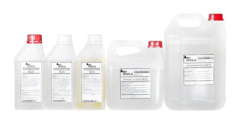 Разновидности полимера