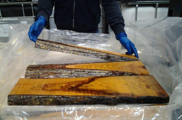 Слэб или деревянный массив