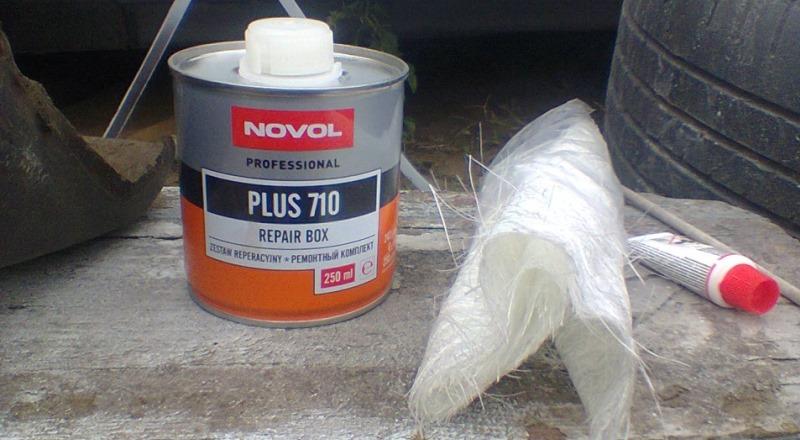 Эпоксидный клей для стеклоткани