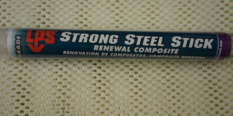 Strong steel stick renewal composite
